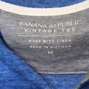 Banana Republic Shirts - Banana Republic Vintage Tee